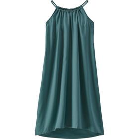 Patagonia June Lake Swing Dress Women, Azul petróleo